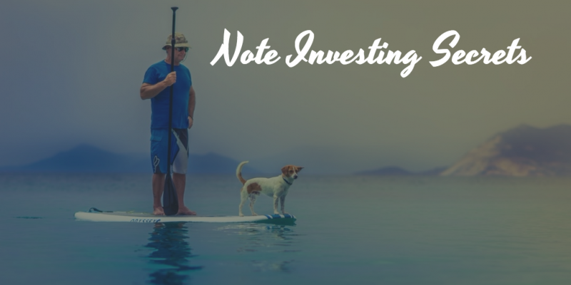 The Secret To Not Losing Money In Note Investing